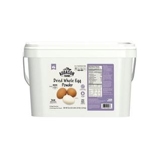 Augason Farms Whole Dried Egg Powder 12-pouch 2G Pail