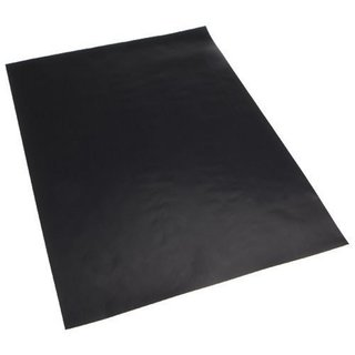 Regency Spillmat Black Glass 16-inch x 23-inch Heavyweight Oven Liner