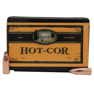 Speer 8mm 170 Gr Semi-Spitzer SP (Per 100)