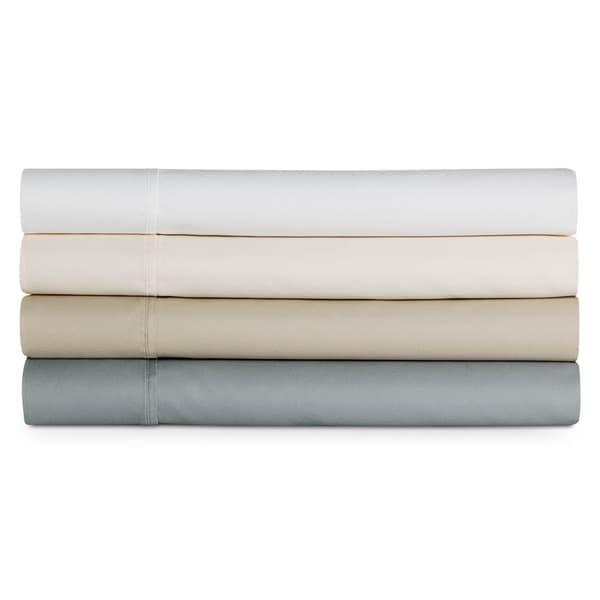 LINENSPA 600 Thread Count Soft Cotton Blend Sheet Set