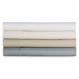 LINENSPA 600 Thread Count Soft Cotton Blend Sheet Set