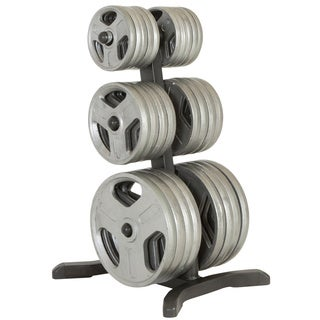 Fitness Reality X-Class Olympic Weight Tree 1000 lb Capacity with Limited Lifetime Warranty