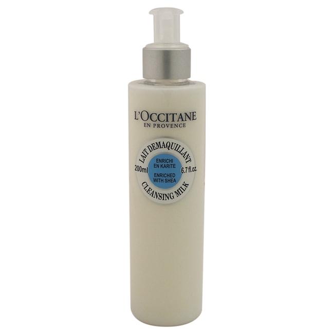 L'Occitane 6.7-ounce Shea Butter (Yellow) Cleansing Milk (1)