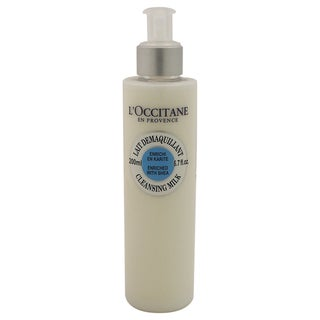L'Occitane 6.7-ounce Shea Butter Cleansing Milk