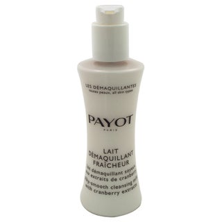 Lait Demaquillant Fraicheur Silky-Smooth Cleansing Milk Payot 6.7-ounce Cleansing Milk
