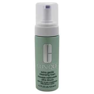 Clinique 4.2-ounce Extra Gentle Cleansing Foam
