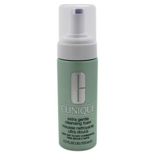 Clinique 4.2-ounce Extra Gentle Cleansing Foam|https://ak1.ostkcdn.com/images/products/14390138/P20961441.jpg?impolicy=medium