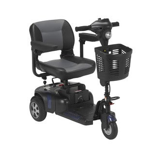 Drive Medical Phoenix Heavy Duty 3-wheel Power Scooter with 20-inch Seat