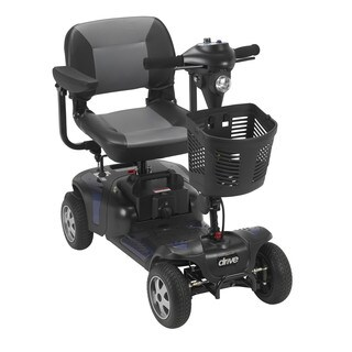 Drive Medical Phoenix Heavy Duty Power Scooter with 20-inch Seat