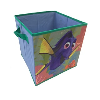 Finding Dory Blue Collapsible Storage Cubes (Pack of 4)