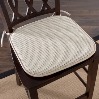 Windsor Home Memory Foam Chair Pad (Set of 2) : pad chair - Cheerinfomania.Com
