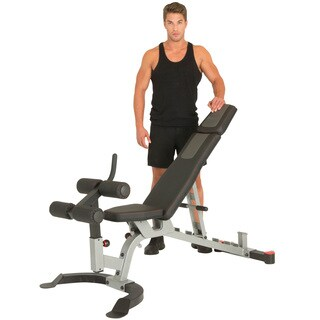 FITNESS REALITY X-Class 1500 lb Weight Bench with Leg Lock Down
