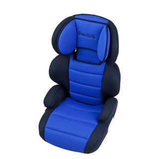 Dream On Me Blue Deluxe Booster Car Seat