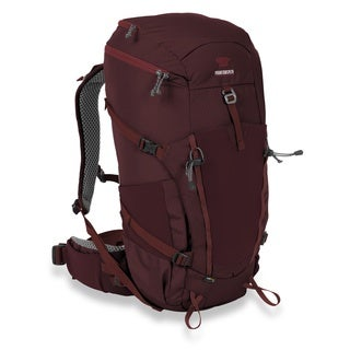 Mountainsmith Mayhem 35L Hiking/Camping Women's Purple Nylon Backpack