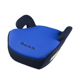 Dream On Me Blue Coupe Booster Car Seat
