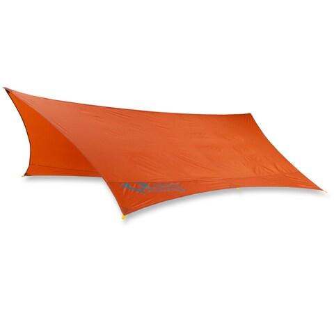 Mountainsmith Mountain Shade Orange Polyester 12-foot x 12-foot Catenary-cut Tarp