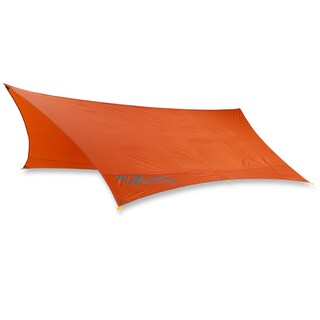 Mountainsmith Mountain Shade Orange Polyester 12-foot x 12-foot Catenary-cut Tarp