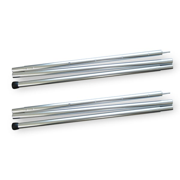 Mountainsmith Aluminum Adjustable Tarp Pole (Set of 2)
