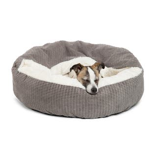 Best Friends by Sheri Cozy Cuddler Mason Dog Bed|https://ak1.ostkcdn.com/images/products/14390839/P20962224.jpg?impolicy=medium