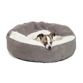 Best Friends by Sheri Cozy Cuddler Mason Dog Bed (3 options available)