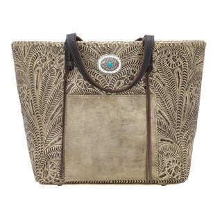 American West Santa Barbara Shopper Tote Bag