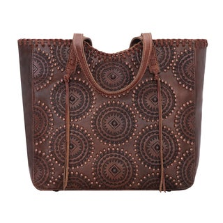 American West Kachina Spirit Large Tote Bag