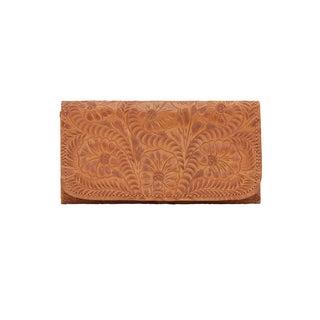 American West Tri Fold Wallet