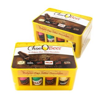 igourmet ChocoOBeer - Belgian Beer Filled Chocolates- Duo