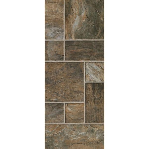 Limestone Laminate 21.15 Square Feet per Case Pack Flooring Pack
