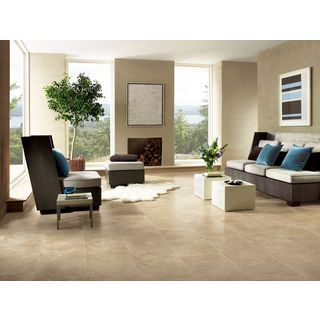 Armstrong Limestone Laminate Flooring Pack (21.15 Square Feet Per Case Pack)
