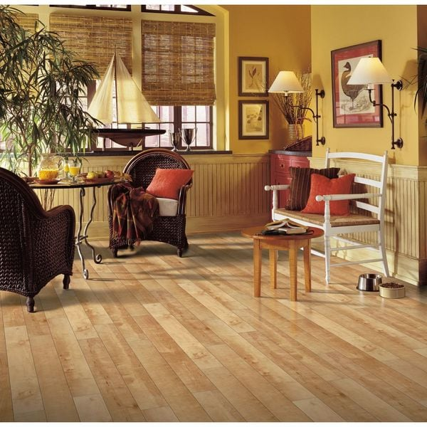 Exotics By Armstrong Laminate Flooring: Shop Armstrong Exotics Laminate Flooring Pack (13.06