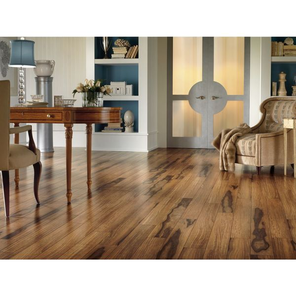 Exotics By Armstrong Laminate Flooring: Shop Armstrong Exotics Laminate 13.06-square-foot Flooring