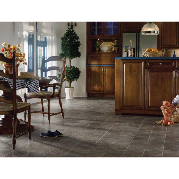Laminate Wood Flooring Price Per Square Foot: Shop Armstrong Carmona Stone Laminate 21.15-square-foot