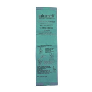 Bissell Commercial Replacement Bags for BGU8000 Vacuum (Pack of 25)