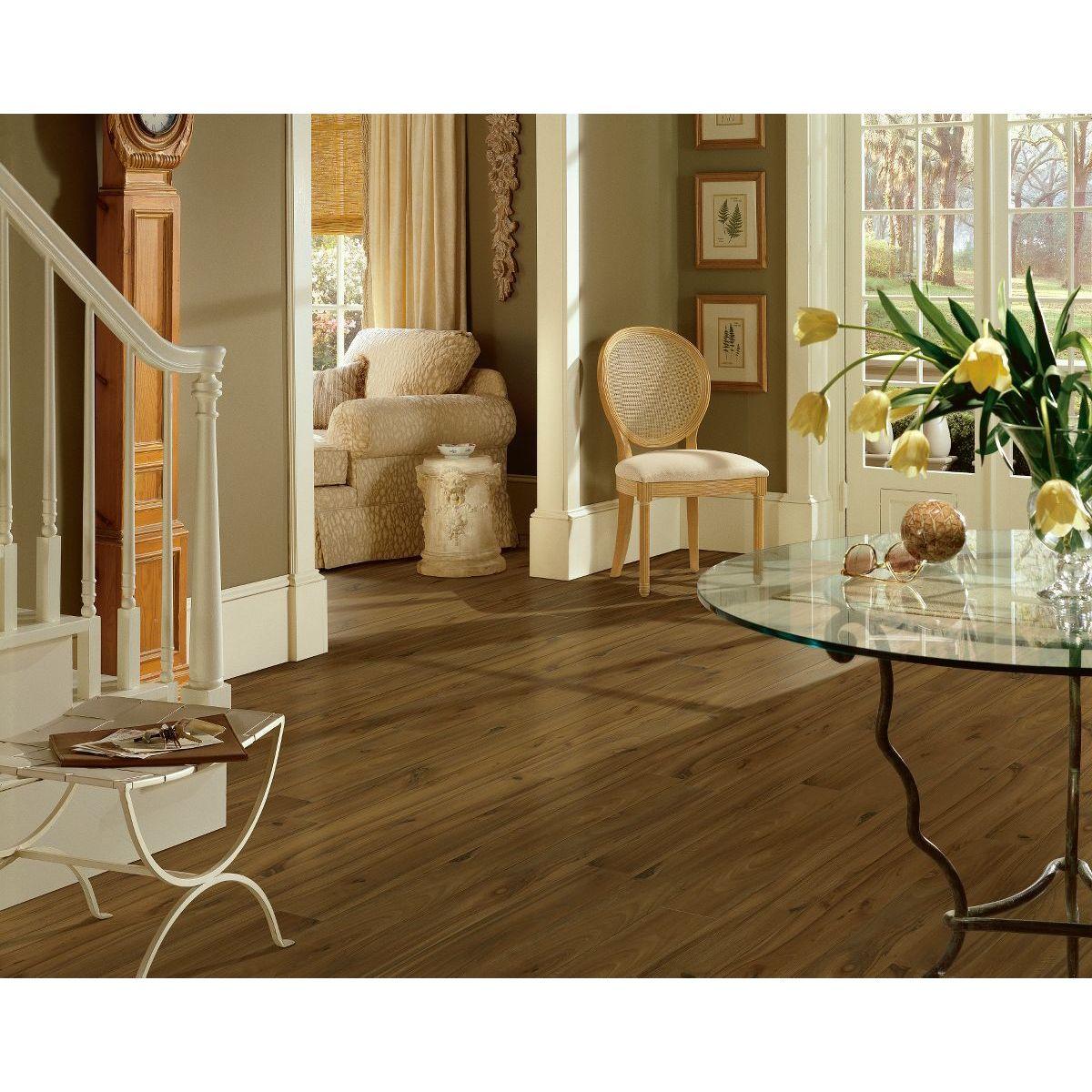 Armstrong Premium Lustre Laminate 13.05 Square Feet per C...