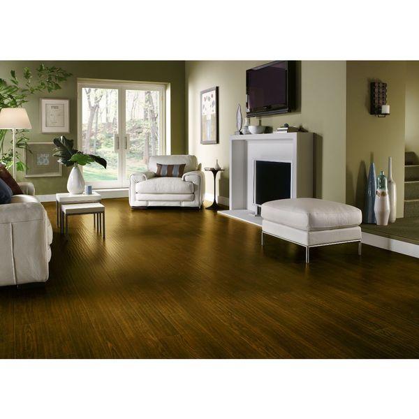Laminate Wood Flooring Price Per Square Foot: Shop Armstrong Rustics Premium Laminate Flooring (Case Of