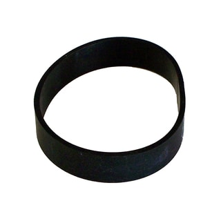 Black Rubber Replacement Belts for Bissell Commercial BGU8000 Upright Vacuum (Pack of 3)