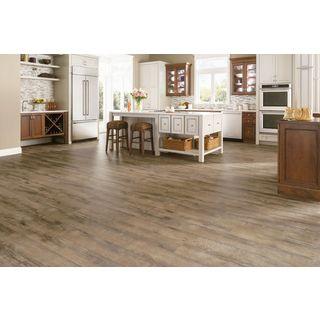 Armstrong Rustics Premium Laminate 15.11-square-foot Flooring Pack