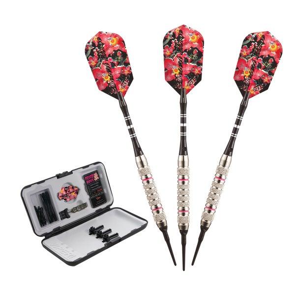 Viper Desert Rose Metal and Plastic Soft-tip Darts