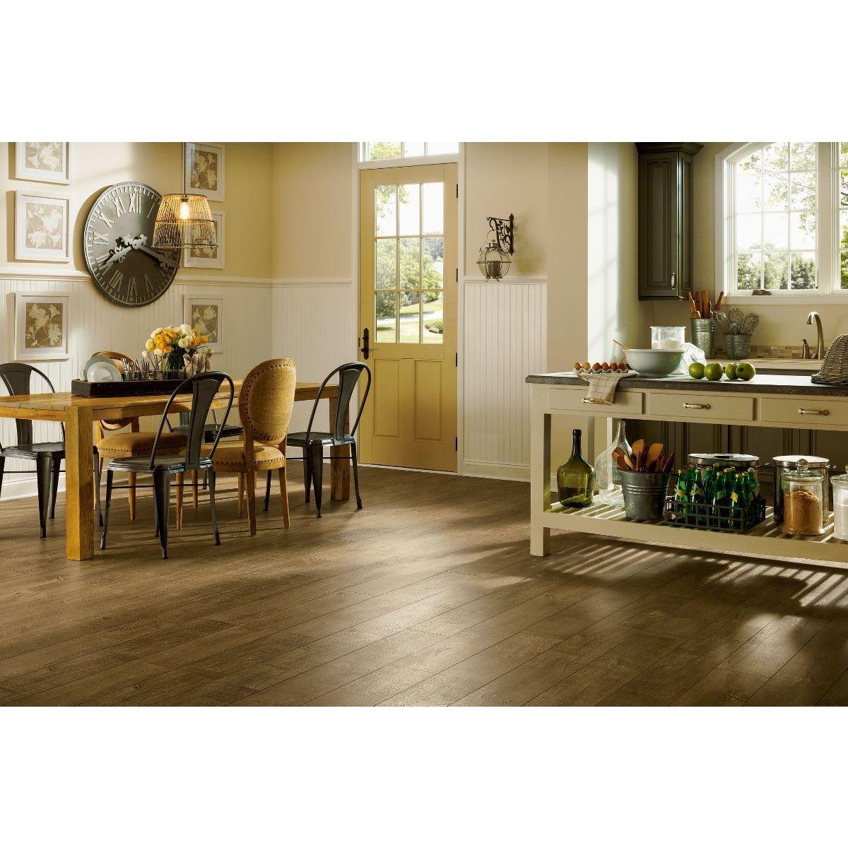 Armstrong Rustics Premium Laminate 15.14 Square Feet per ...
