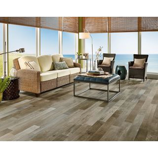 Armstrong Architectural Remnants Laminate Flooring (13.07-square Feet Per Case)