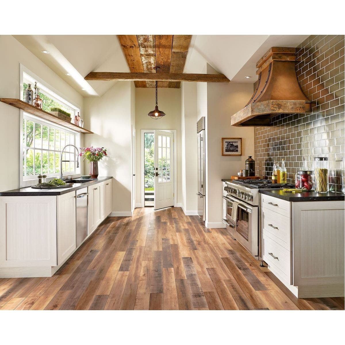 Laminate flooring for less overstock for Armstrong homes price per square foot