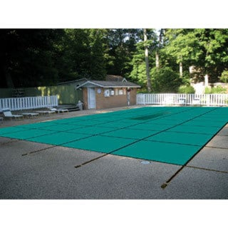 Pool Safety Cover for 14 x 28 Sized Pools