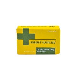 Ernest Supplies Awake & Exfoliate 6-ounce Body Bar Soap