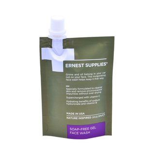Ernest Supplies Soap Free 3-ounce Gel Face Wash
