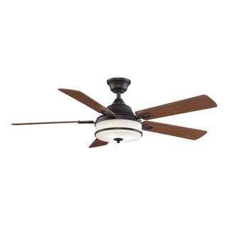 Fanimation Stafford 52-inch Ceiling Fan with Light Kit