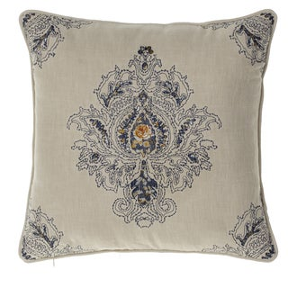 Royal Multi-color 18-inch x 18-inch Throw Pillow