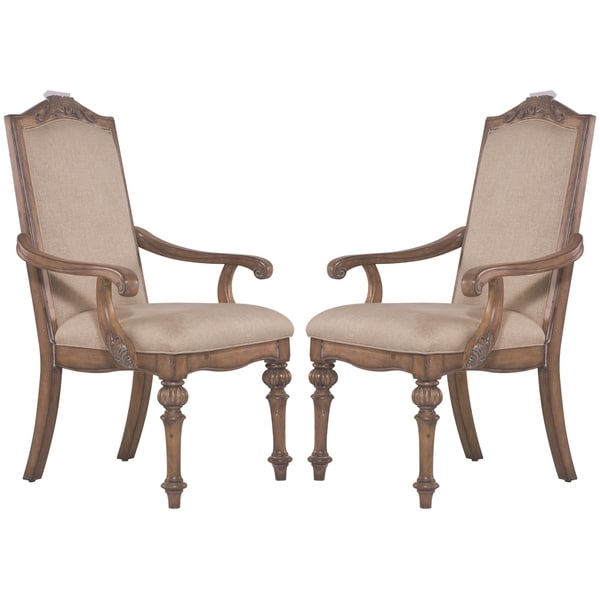 Dining Arm Chairs Black Design: Shop La Bauhinia French Antique Carved Wood Design Dining