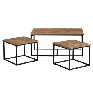 Contemporary Ridgewood Tables (Set of 3)