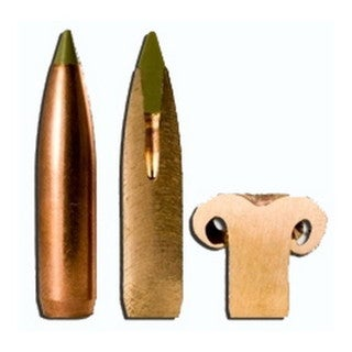 Nosler 30 Caliber Bullets E-Tip, 150 Grains, Spitzer Boat Tail Lead Free, Per 50